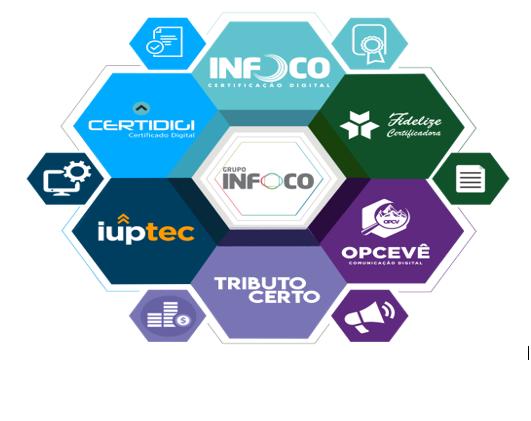 Você conhece as empresas do Grupo Infoco?